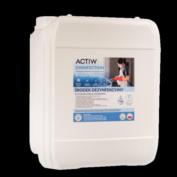 ActiW Disinfection 20l dezynfekcja powierzchni