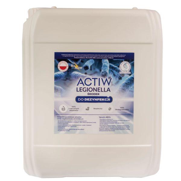 ActiW Legionella 20l dezynfekcja wody legionella