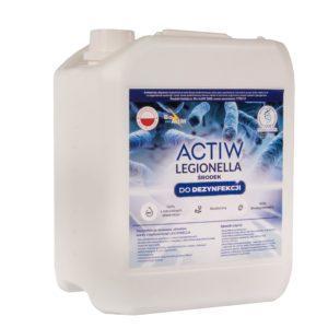 ActiW Legionella 5l dezynfekcja wody legionella