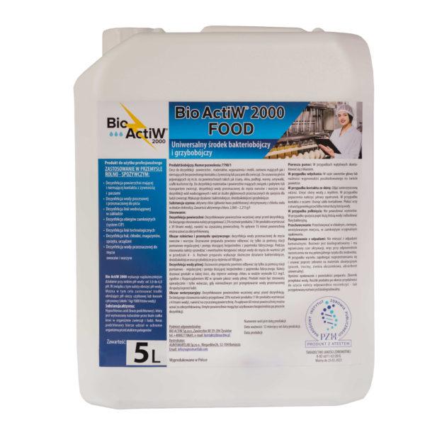 bio-actiw-2000-food zamgławianie dezynfekcja