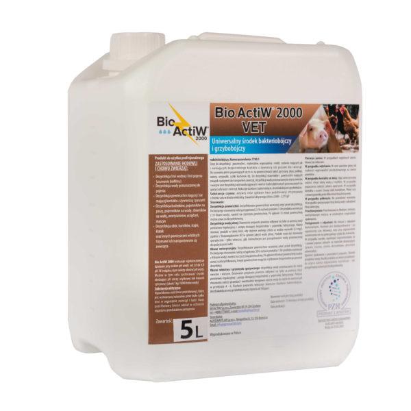 bio-actiw-2000-vet zamgławianie dezynfekcja