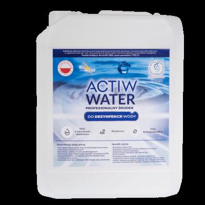 ActiW Water przód białe pzezroczyste