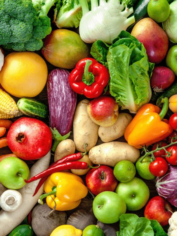 Dezynfekcja warzyw i owoców